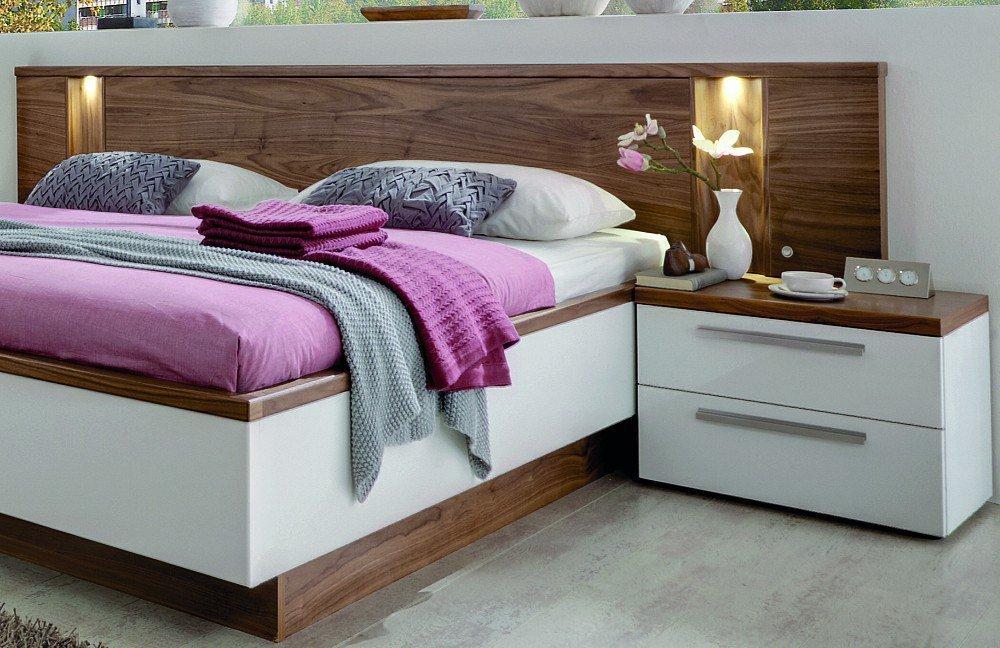 disselkamp cloud 7 schlafzimmer walnuss m bel letz ihr online shop. Black Bedroom Furniture Sets. Home Design Ideas