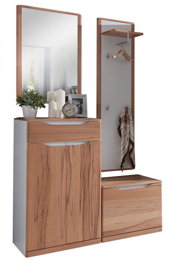 garderobe paso wildeiche von bienenm hle m bel letz. Black Bedroom Furniture Sets. Home Design Ideas