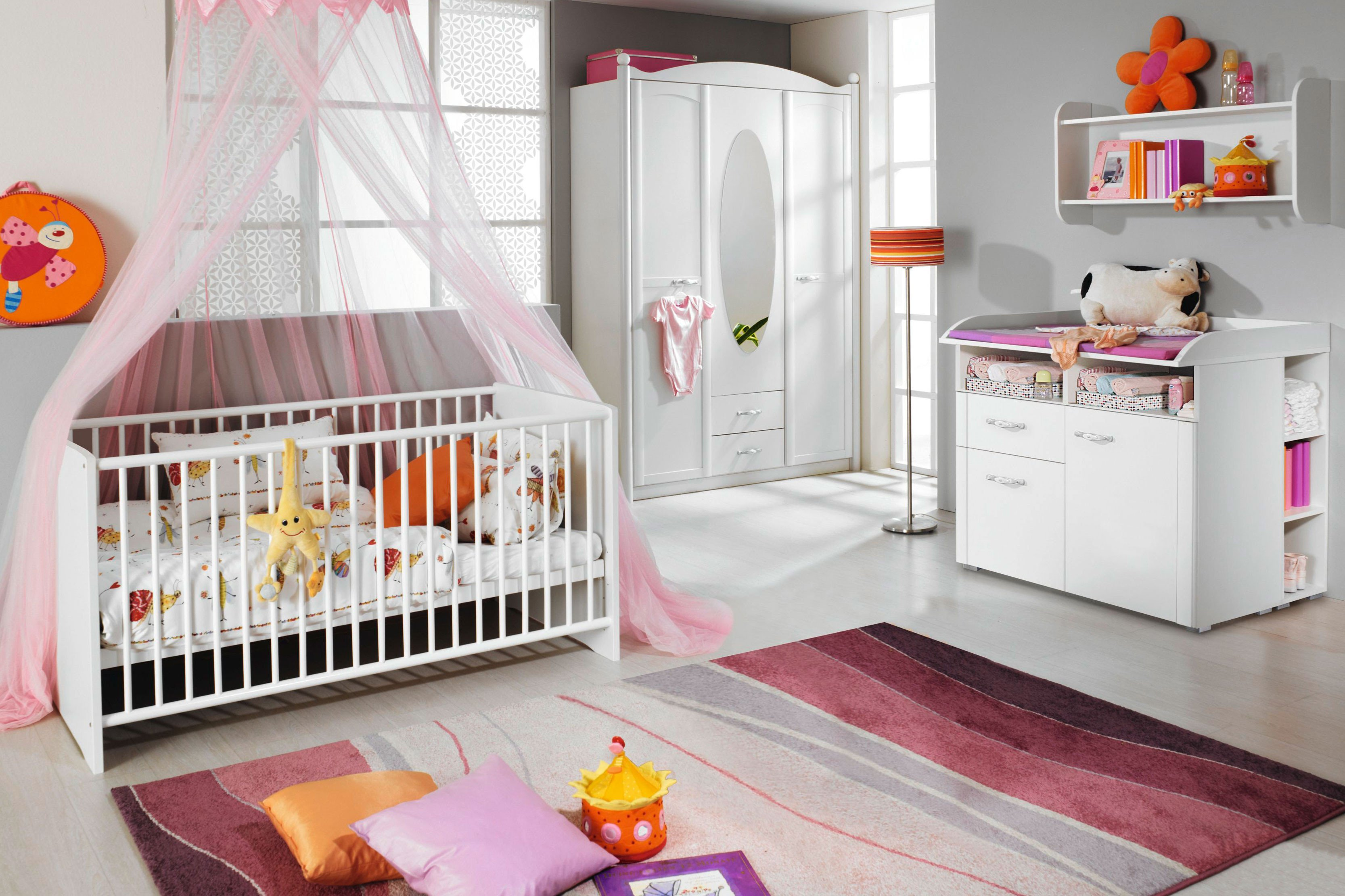 rauch lilly k nigliches babyzimmer m bel letz ihr online shop. Black Bedroom Furniture Sets. Home Design Ideas