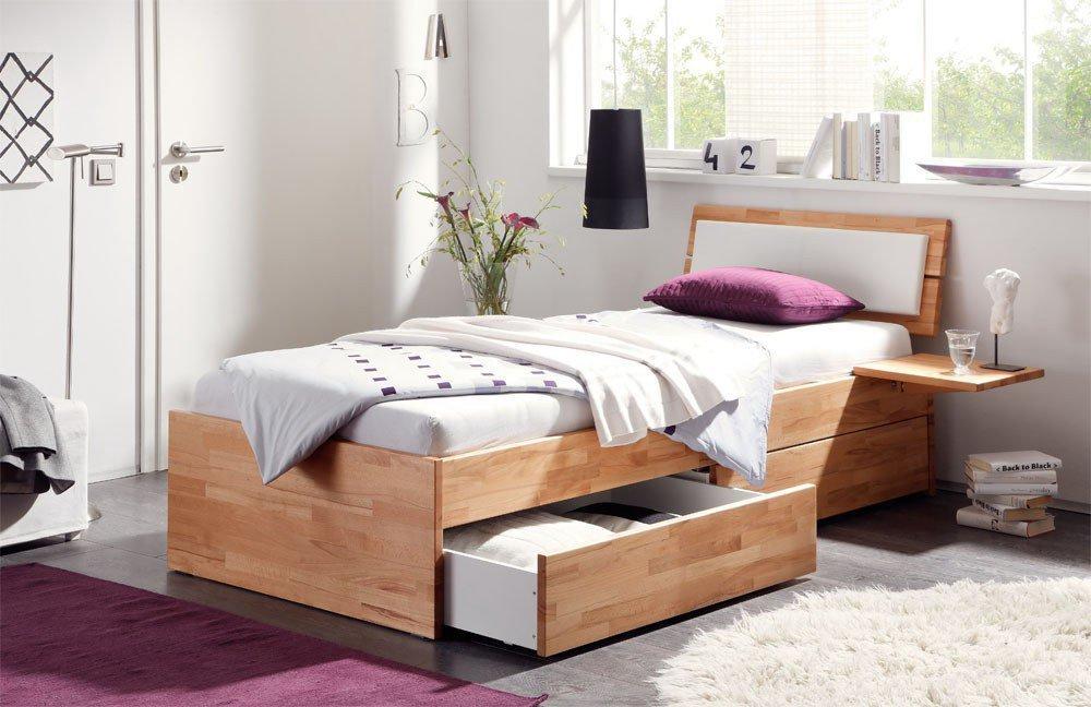 hasena function comfort spazio einzelbett m bel letz. Black Bedroom Furniture Sets. Home Design Ideas