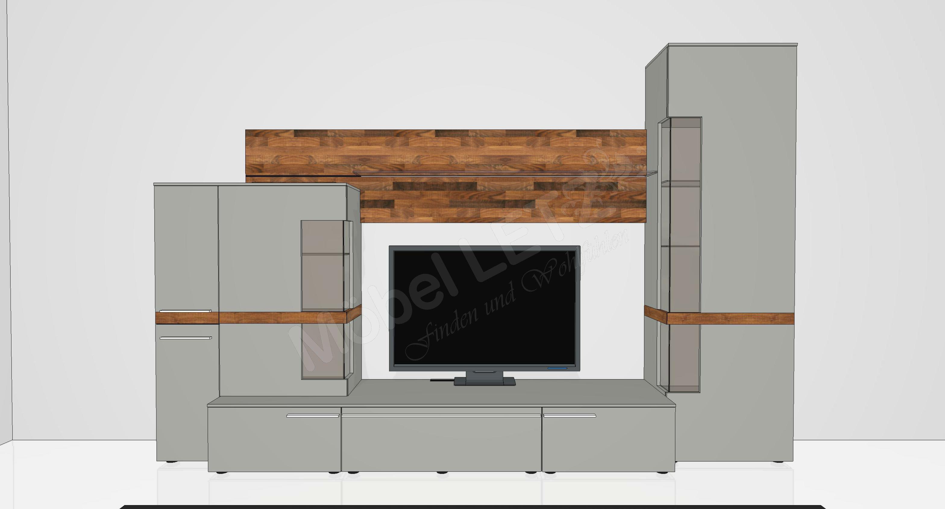 Wohnwand Casale CS22 von Gwinner Wohndesign | Möbel Letz - Ihr Online ...