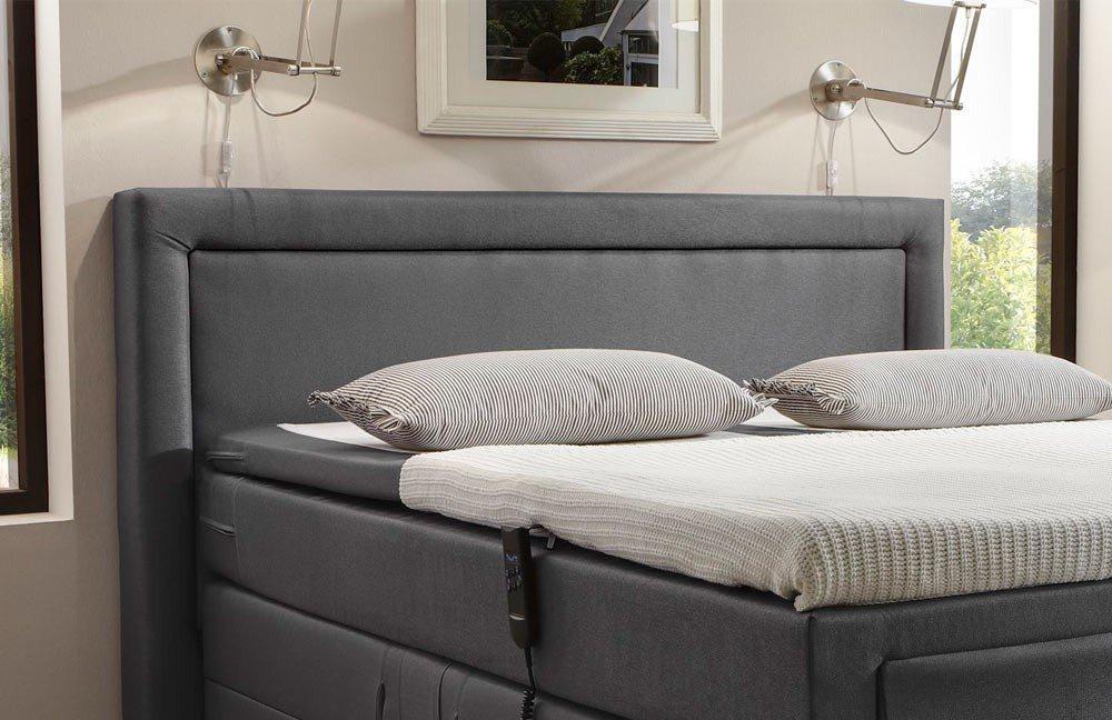 dico m bel bs9030 boxspringbett mit motor m bel letz ihr online shop. Black Bedroom Furniture Sets. Home Design Ideas