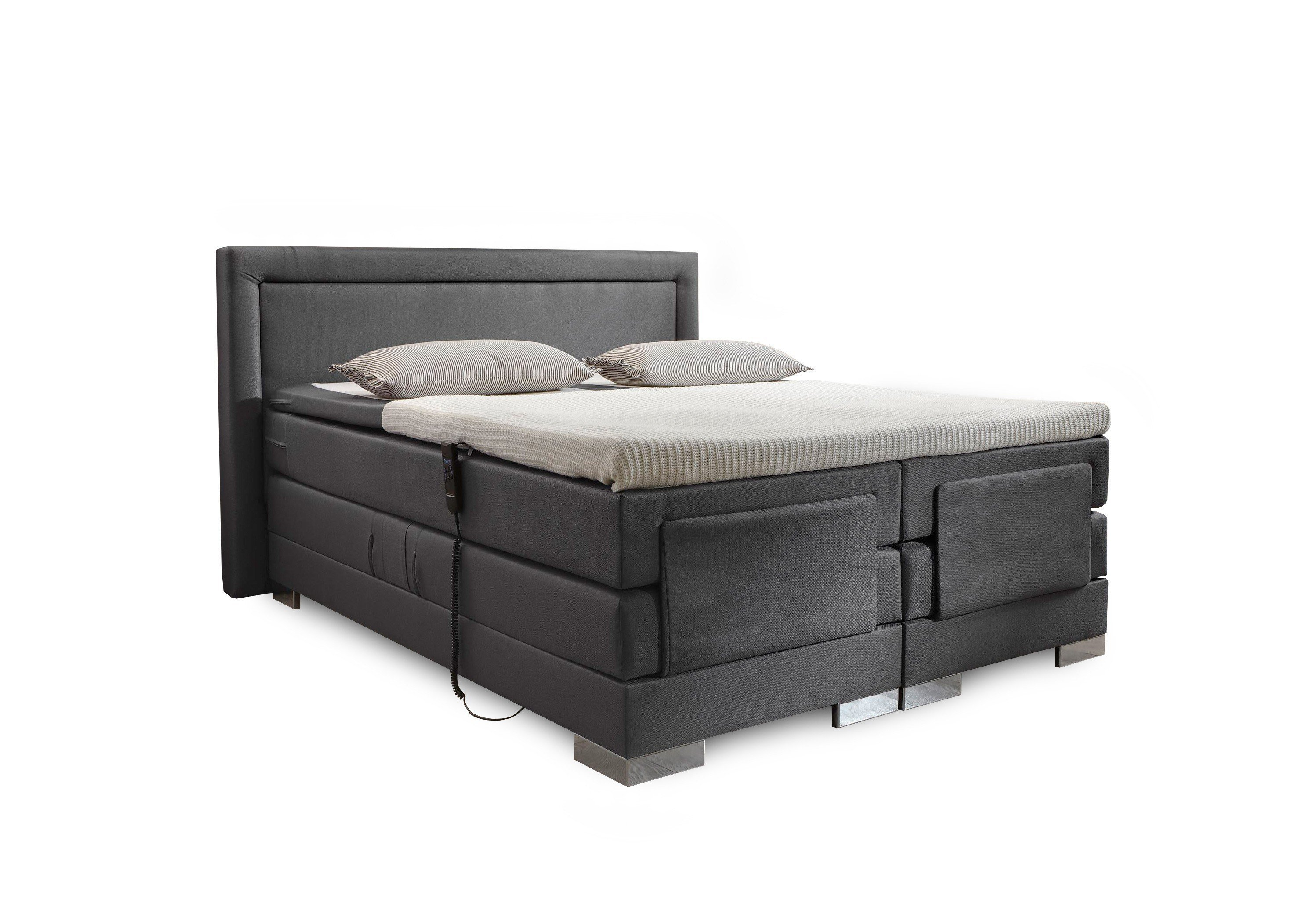 dico m bel bs9030 boxspringbett mit motor m bel letz. Black Bedroom Furniture Sets. Home Design Ideas