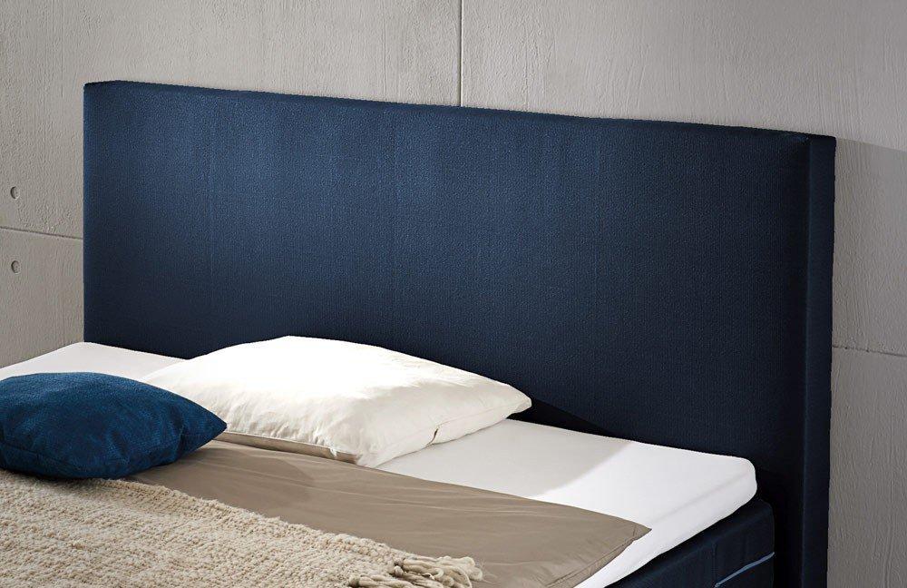 Napco Vogue mit Motor Boxspringbett in blau : Mu00f6bel Letz ...