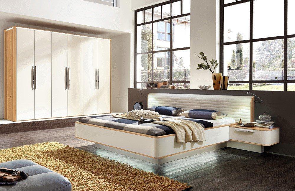 Nolte Delbrück Denver Komplett-set | Möbel Letz - Ihr Online-shop Schlafzimmer Cremefarben