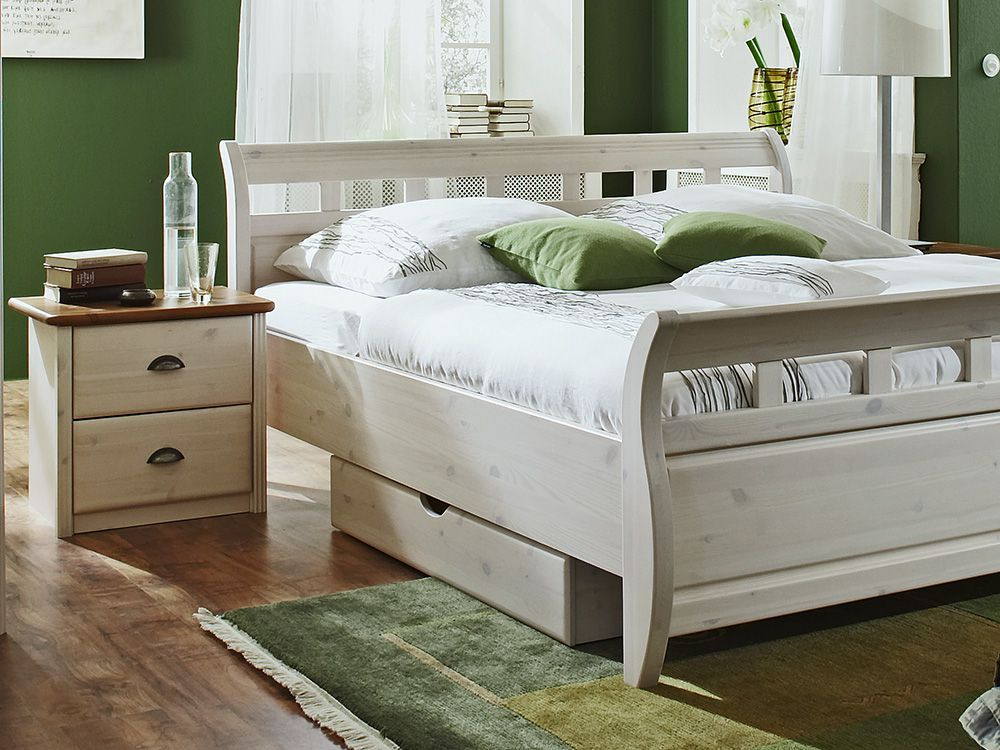 Schlafzimmer Landhausstil Weiß: Landhausstil schlafzimmer weiß ...