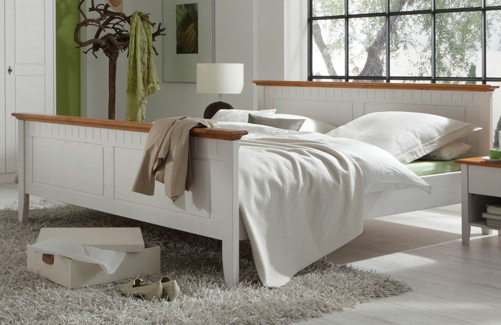 Forestdream Capri Schlafzimmer Pinie Massiv | Möbel Letz - Ihr