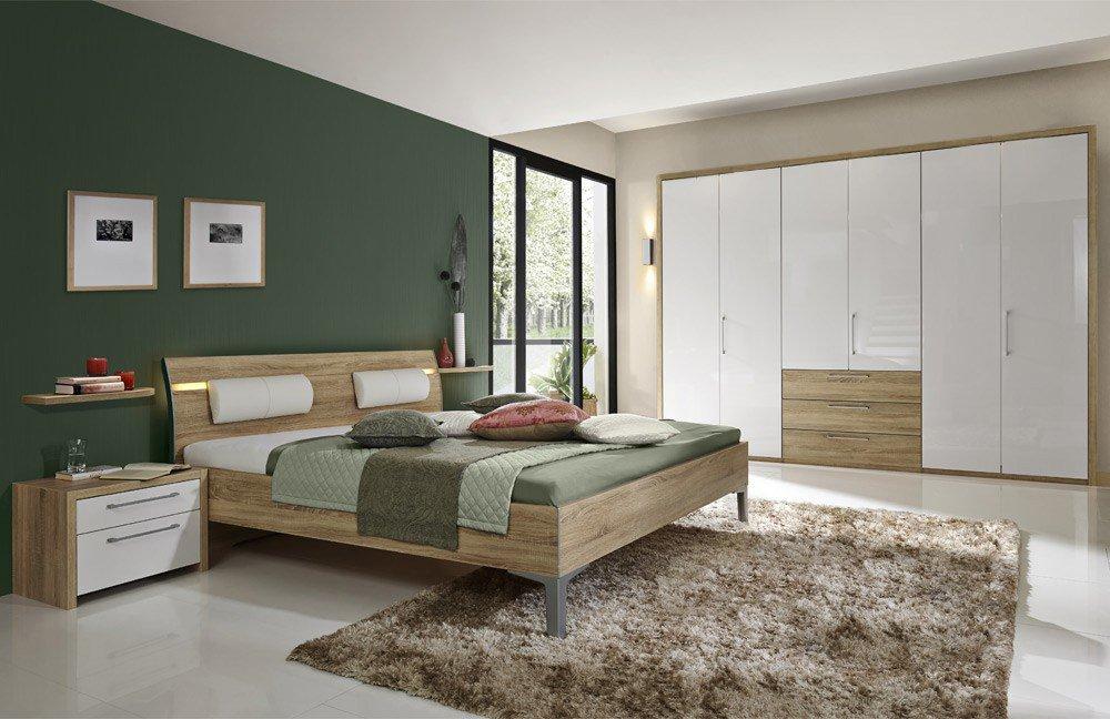 Loddenkemper Solo Nova KomplettAngebot Möbel Letz Ihr OnlineShop - Schlafzimmer komplett angebot
