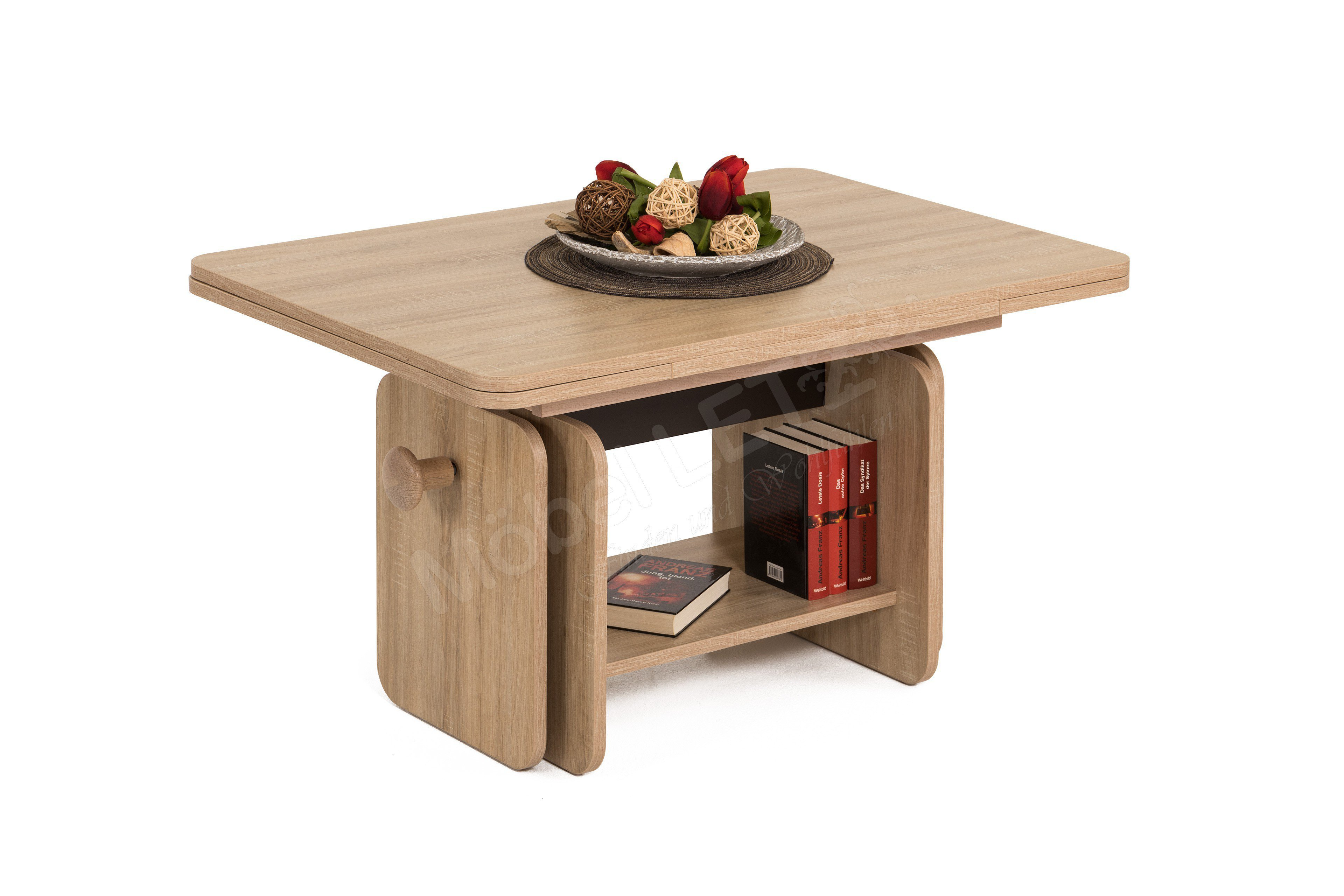 hasse couchtisch 1022h eiche sonoma m bel letz ihr online shop. Black Bedroom Furniture Sets. Home Design Ideas
