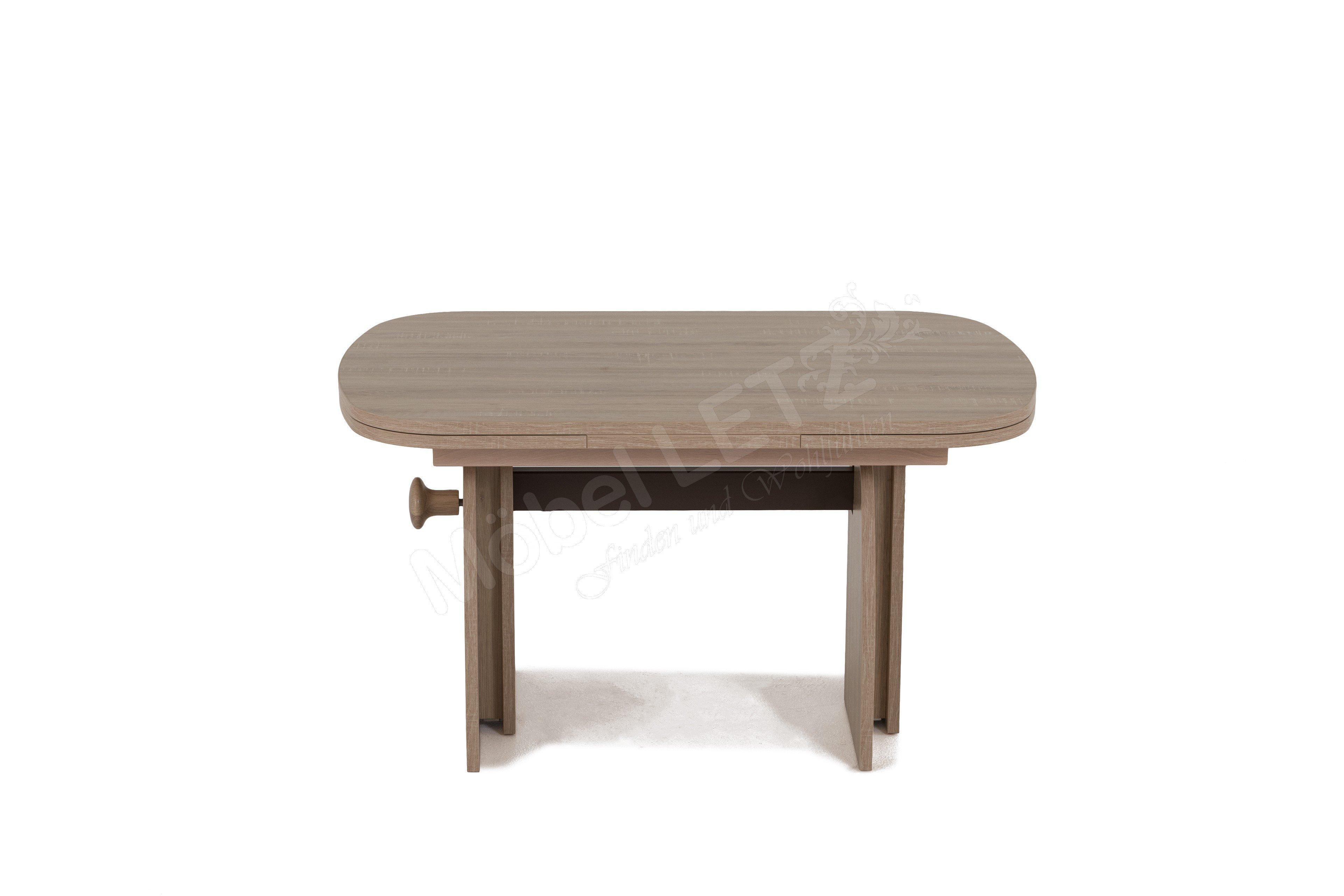 hasse couchtisch 1023h eiche sonoma lift m bel letz ihr online shop. Black Bedroom Furniture Sets. Home Design Ideas