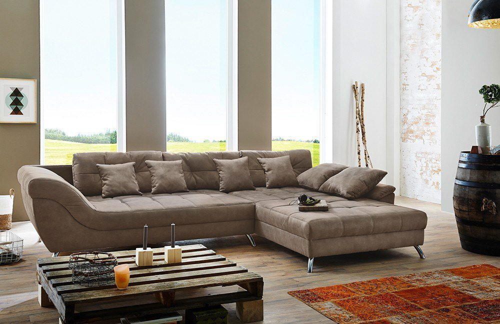 Jockenhöfer Eckcouch Santa Cruz | Möbel Letz - Ihr Online-Shop