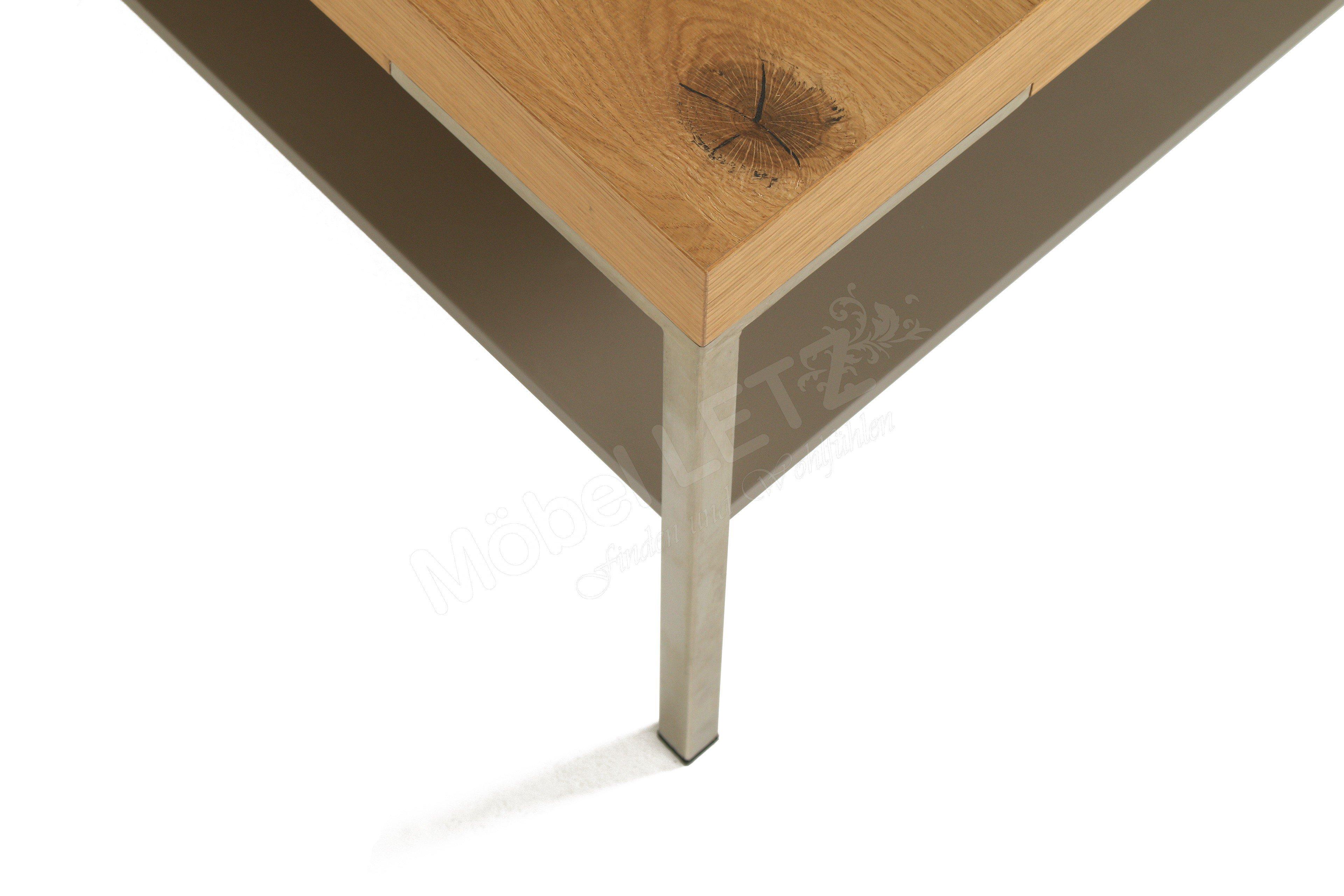 couchtisch ct501 85 balkeneiche gwinner wohndesign m bel letz ihr online shop. Black Bedroom Furniture Sets. Home Design Ideas