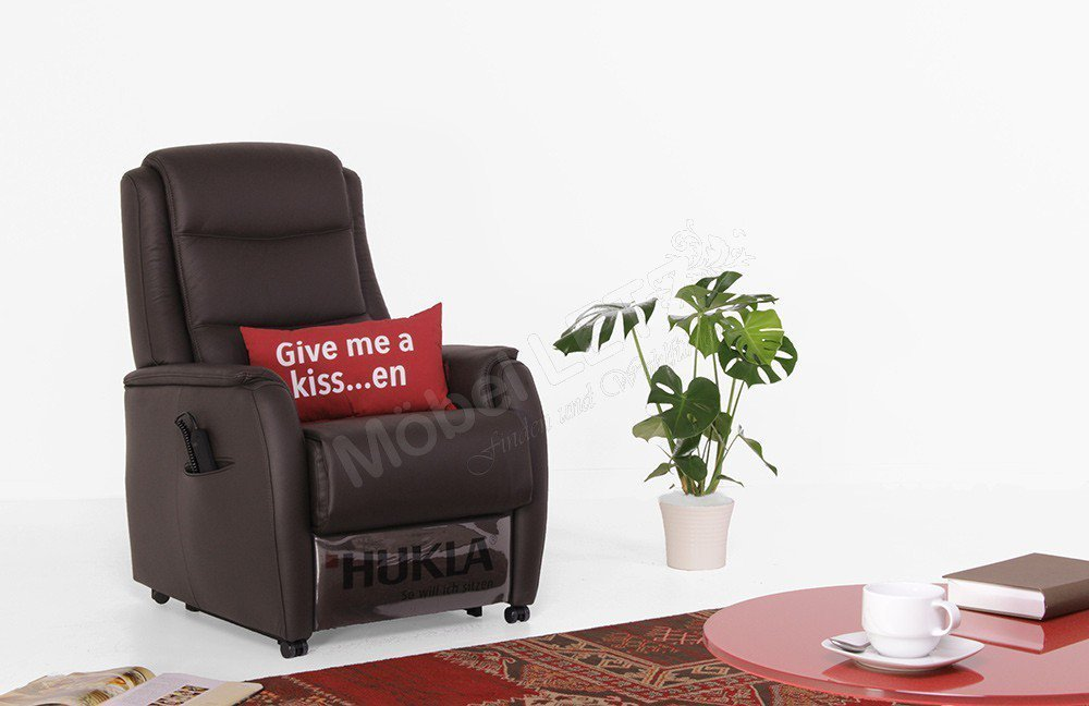 Hukla Relaxsessel Rv82 Dunkelbraun Möbel Letz Ihr Online Shop
