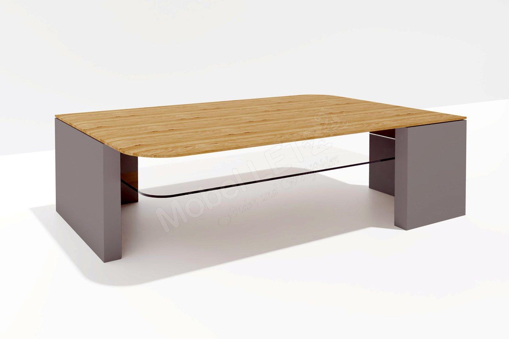 Couchtisch CT125N von Gwinner Wohndesign  Möbel Letz