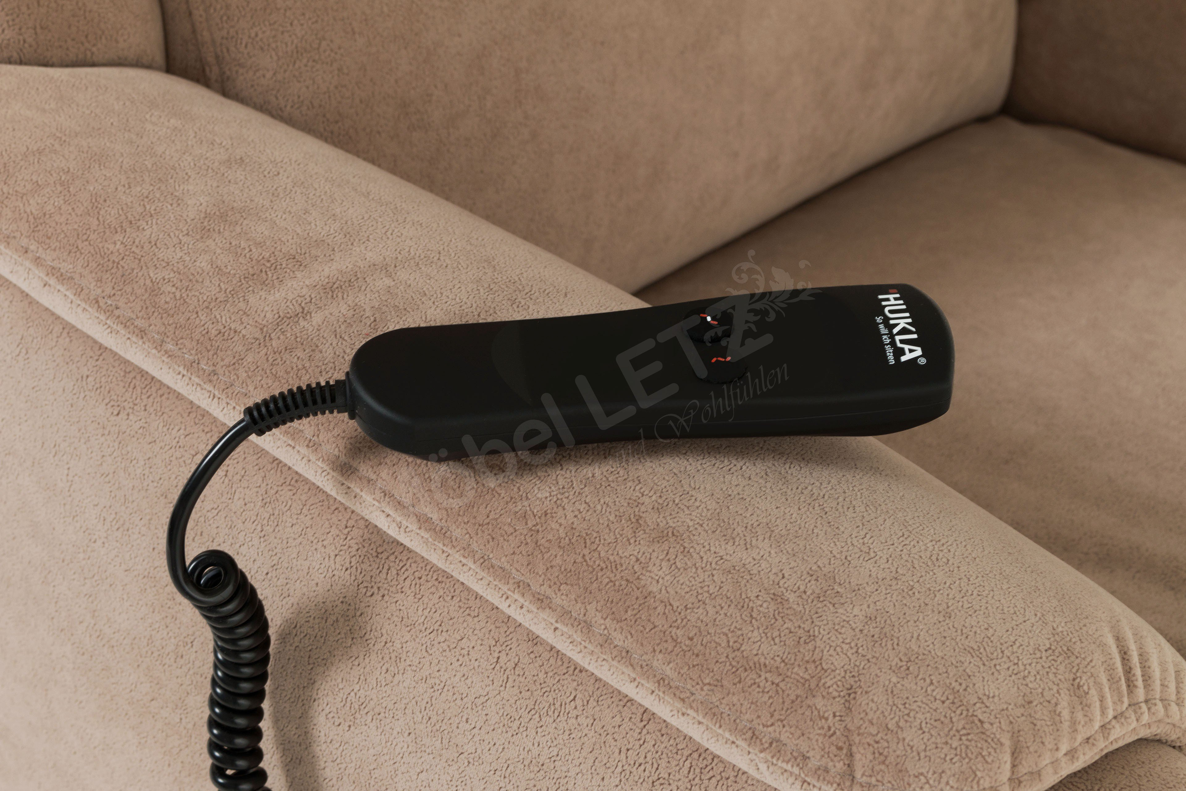 Hukla Relaxsessel Rv82 In Hellbraun Möbel Letz Ihr Online Shop