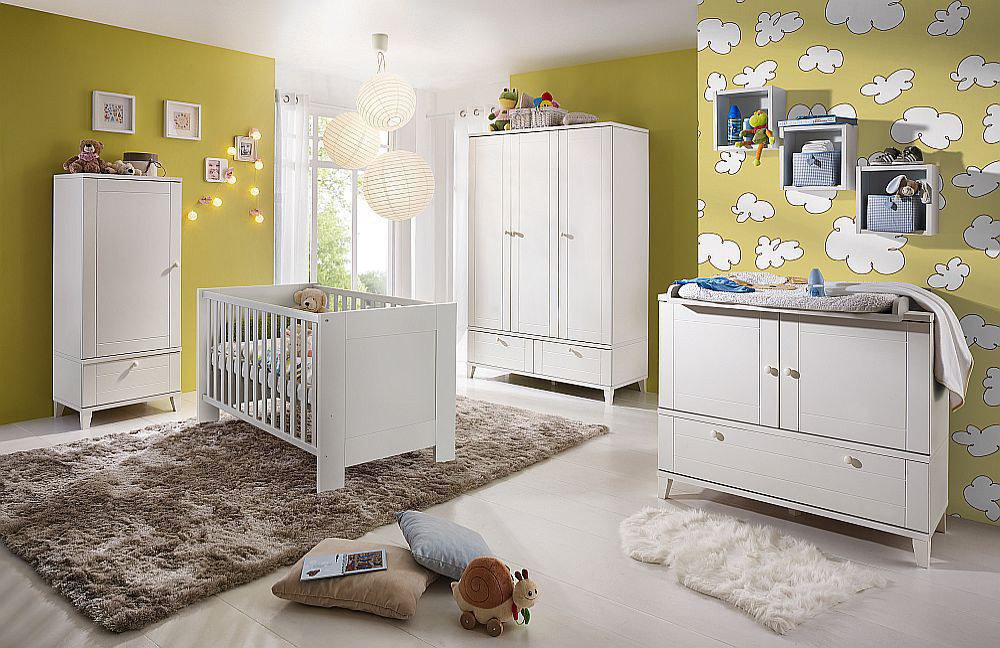 m usbacher m belwerke bella babyzimmer wei matt m bel letz ihr online shop. Black Bedroom Furniture Sets. Home Design Ideas