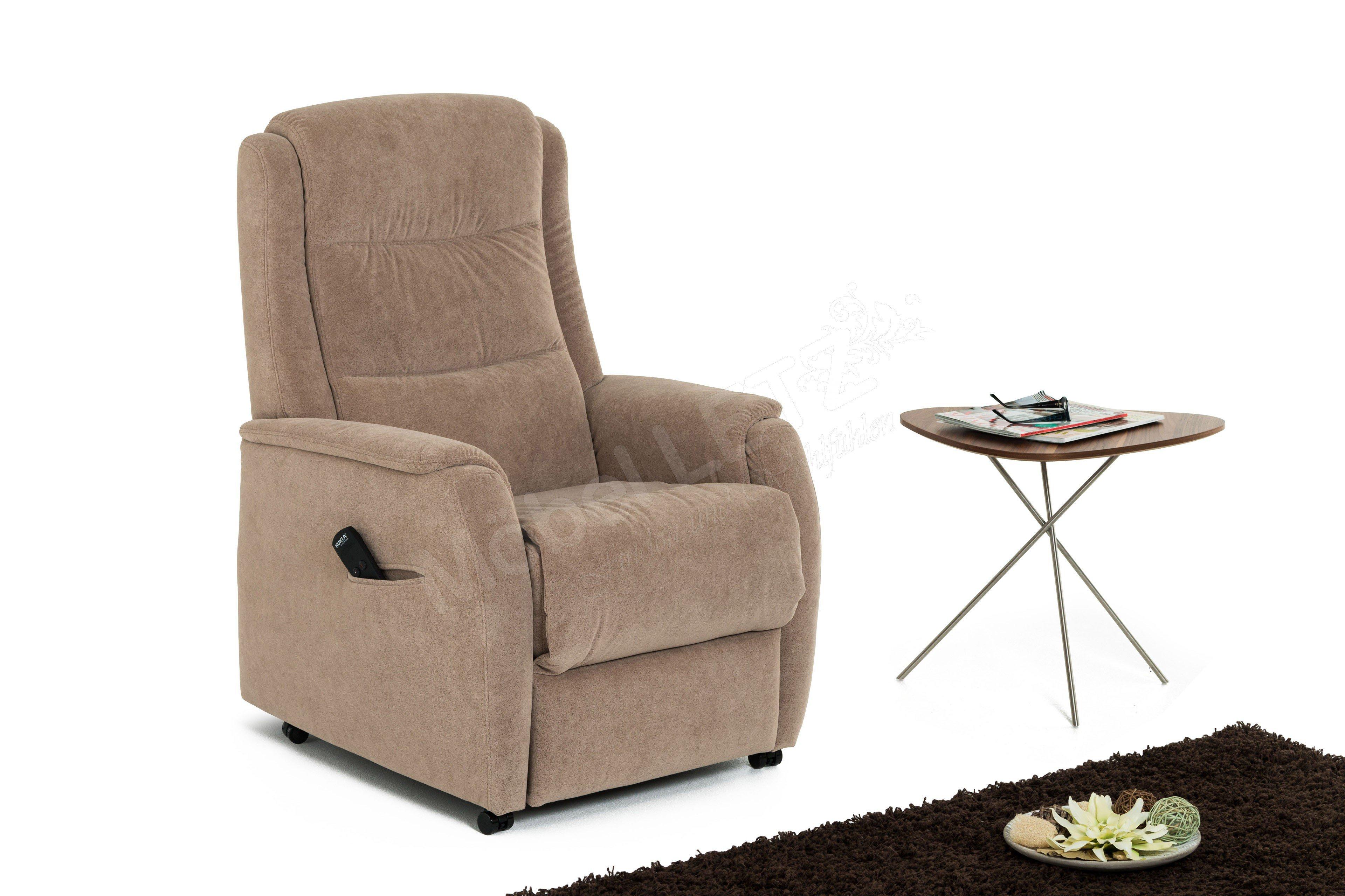Hukla Rv82 Relaxsessel Hellbraun Möbel Letz Ihr Online Shop