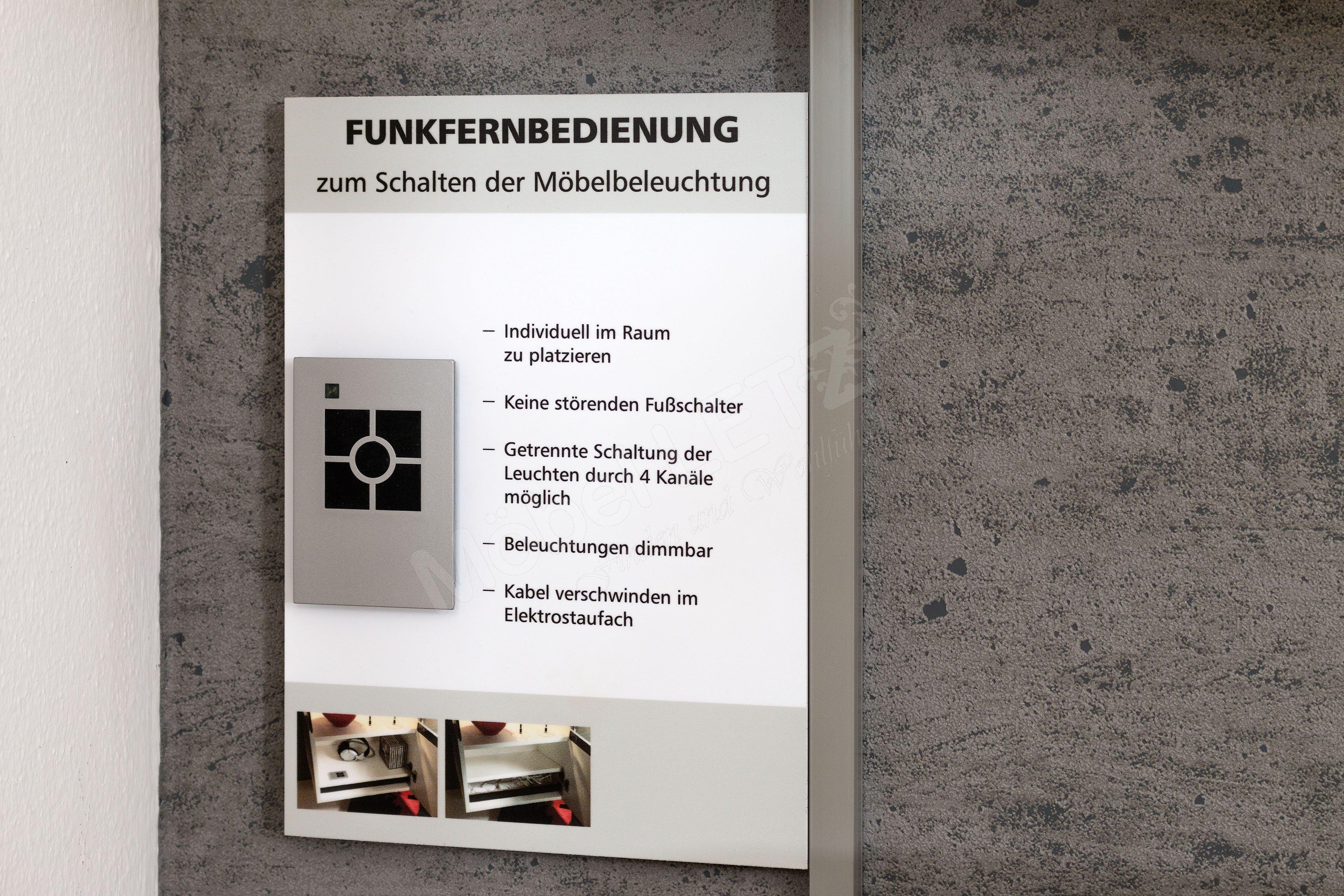 Wunderbar Unter Schrankbeleuchtung Direktes Kabel Zeitgenössisch ...