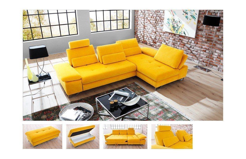 Yellow Möbel