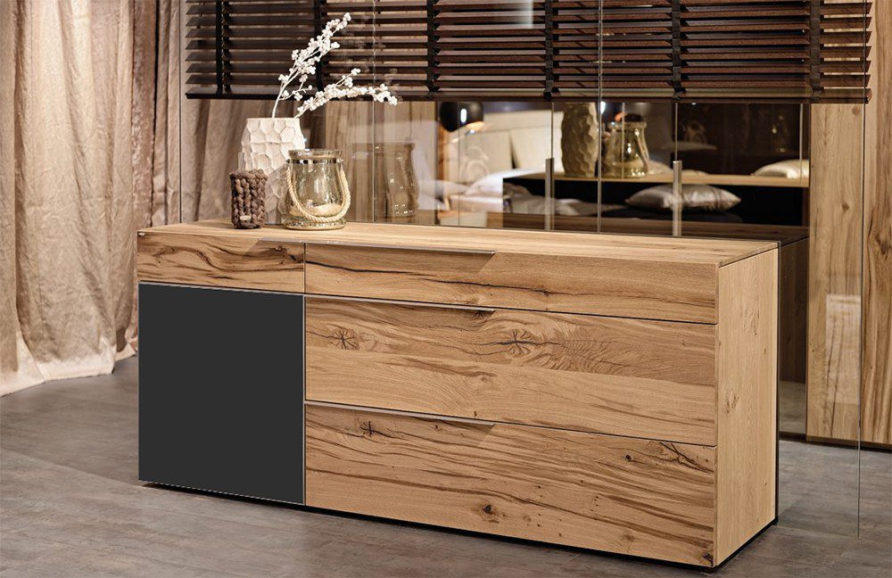 voglauer v pur schlafzimmer eiche anthrazit m bel letz ihr online shop. Black Bedroom Furniture Sets. Home Design Ideas