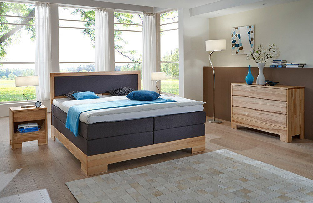 dico boxspringbett massivholz bs in kernbuche m bel letz ihr online shop. Black Bedroom Furniture Sets. Home Design Ideas
