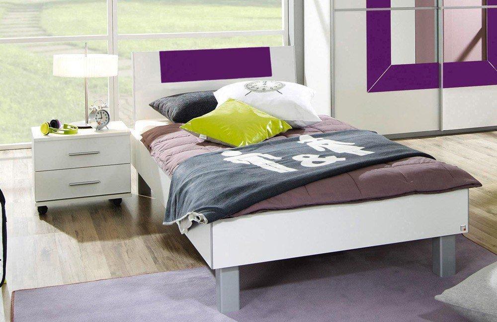 rauch georgia jugendzimmer glas pink m bel letz ihr online shop. Black Bedroom Furniture Sets. Home Design Ideas