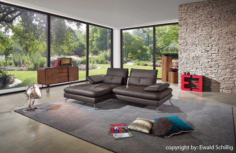 ewald schillig ledersofa piccadilly m bel letz ihr online shop. Black Bedroom Furniture Sets. Home Design Ideas