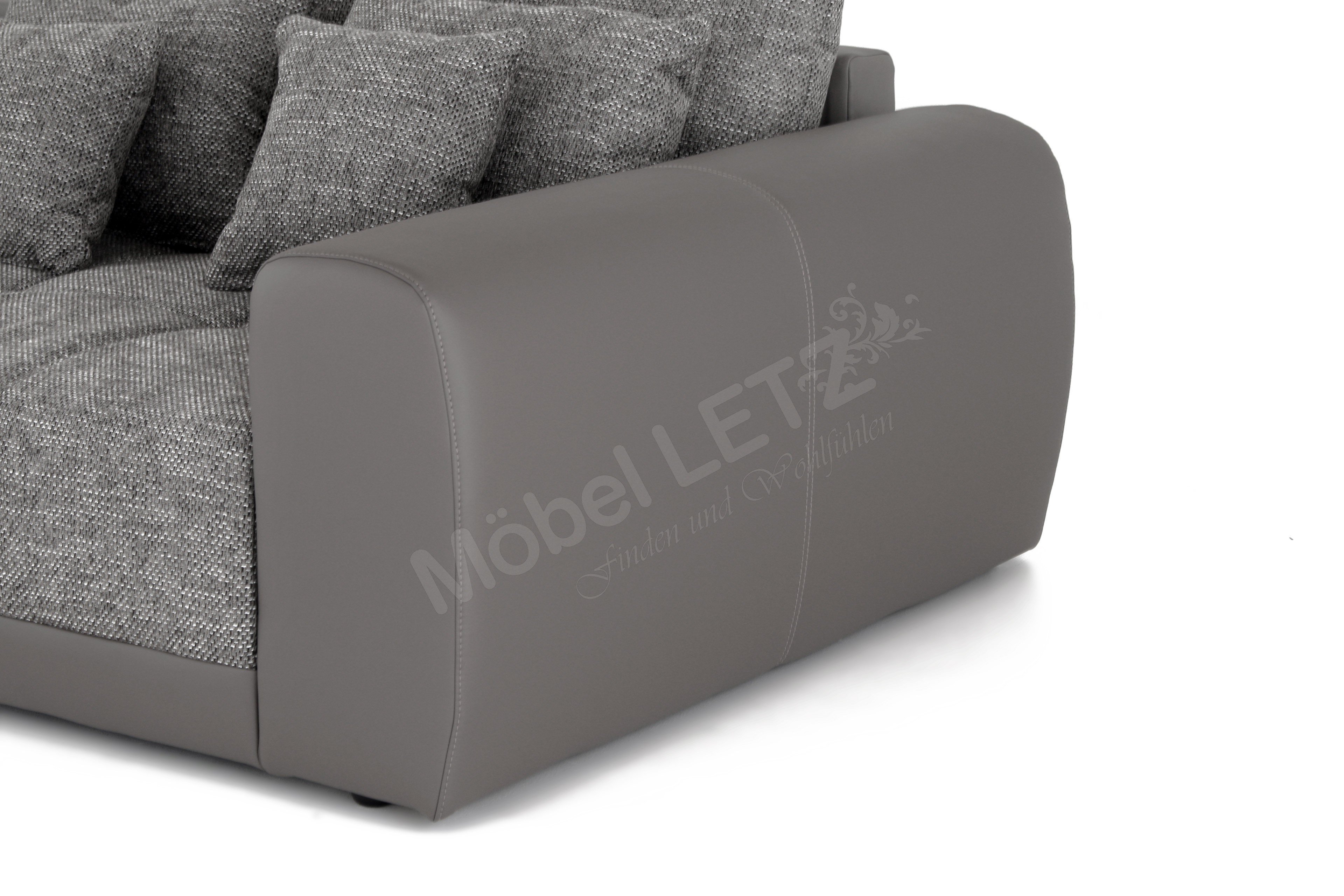 sofa grau best sofa grau with sofa grau perfect sconto. Black Bedroom Furniture Sets. Home Design Ideas