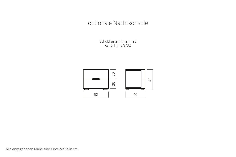 dico m bel select bett kernbuche holzkopfteil m bel letz ihr online shop. Black Bedroom Furniture Sets. Home Design Ideas