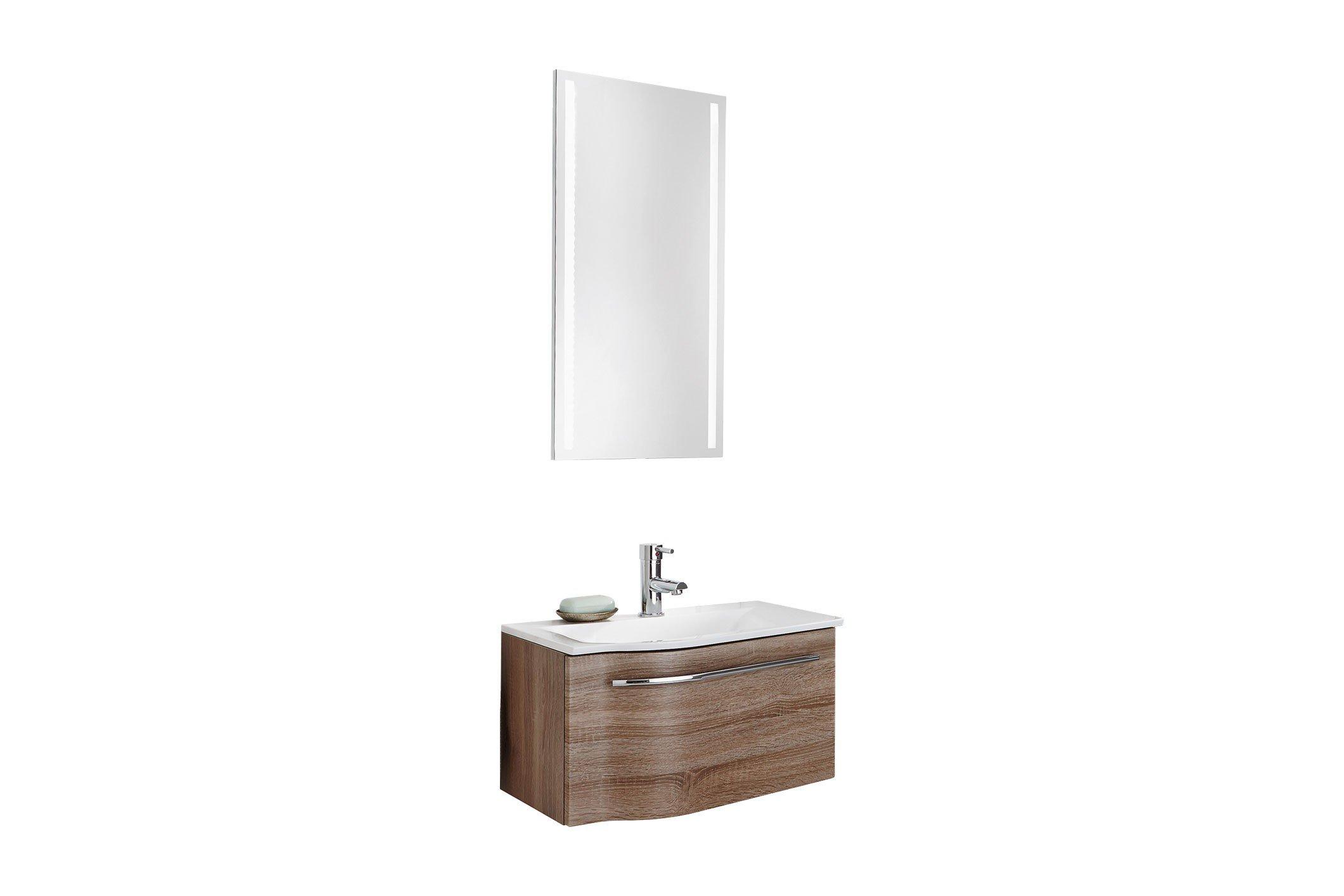 badezimmer for guests eiche tr ffel von puris m bel letz ihr online shop. Black Bedroom Furniture Sets. Home Design Ideas