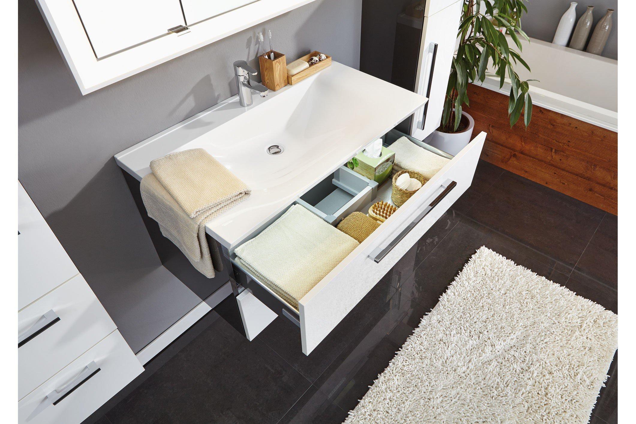 badezimmer brillant von puris m bel letz ihr online shop. Black Bedroom Furniture Sets. Home Design Ideas