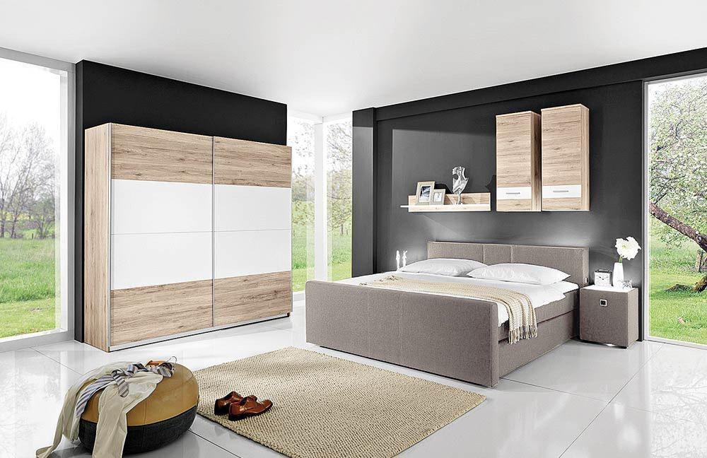 jockenh fer living helen boxspringbett braun m bel letz ihr online shop. Black Bedroom Furniture Sets. Home Design Ideas