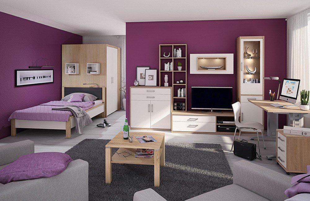 priess luna eck kleiderschrank bett m bel letz ihr online shop. Black Bedroom Furniture Sets. Home Design Ideas