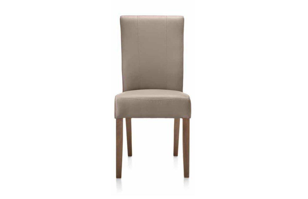 Esstisch Stühle Taupe ~ Stuhl Feather Kunstleder Taupe von HABUFA  Möbel Letz  Ihr OnlineShop