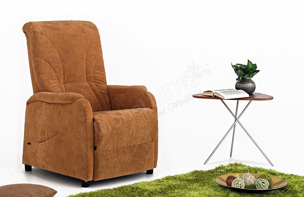 EMP Polstermöbel Vitalus Classics 35 Relaxsessel caramel | Möbel ...