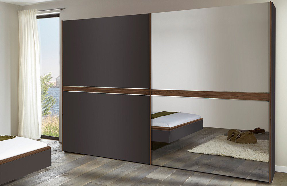 nolte möbel deseo schlafzimmer graphit | möbel letz - ihr online-shop