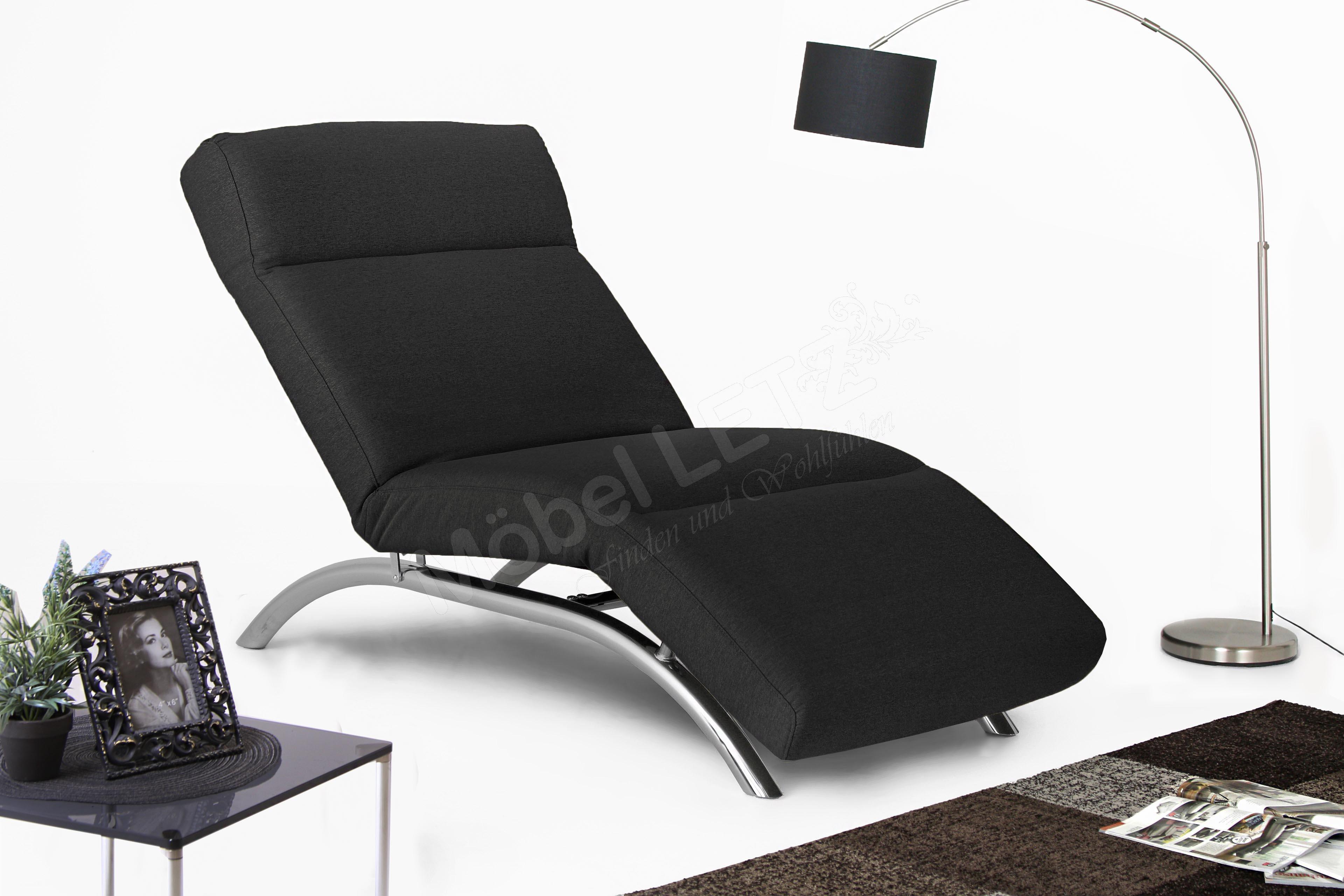 space von candy relaxliege anthrazit m bel letz ihr. Black Bedroom Furniture Sets. Home Design Ideas