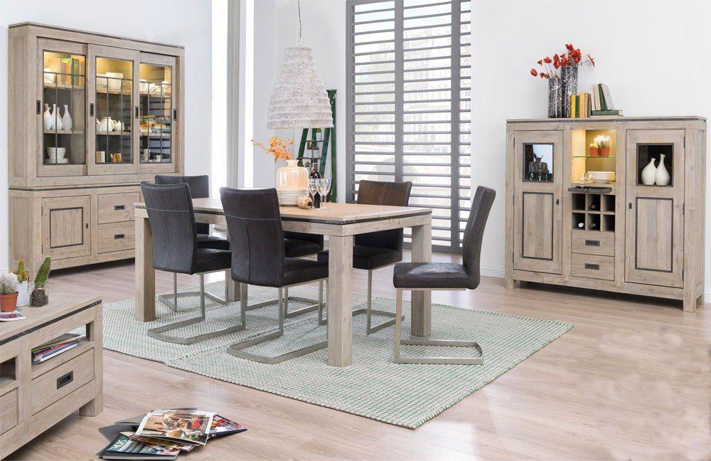 habufa panay esstisch akazie m bel letz ihr online shop. Black Bedroom Furniture Sets. Home Design Ideas