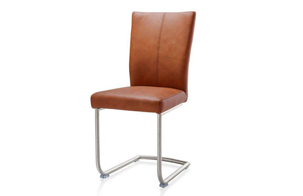 freischwinger lenneke cognac von habufa m bel letz ihr. Black Bedroom Furniture Sets. Home Design Ideas