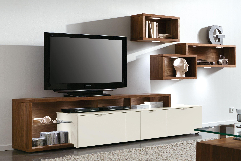 wohnwand nussbaum wei poco interessante ideen f r die gestaltung eines raumes in. Black Bedroom Furniture Sets. Home Design Ideas