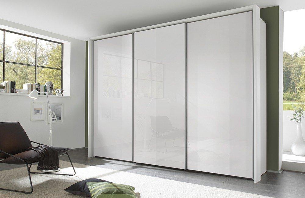 Nolte Möbel Evena/ Nelio Schrank Weißglas | Möbel Letz - Ihr Online-Shop