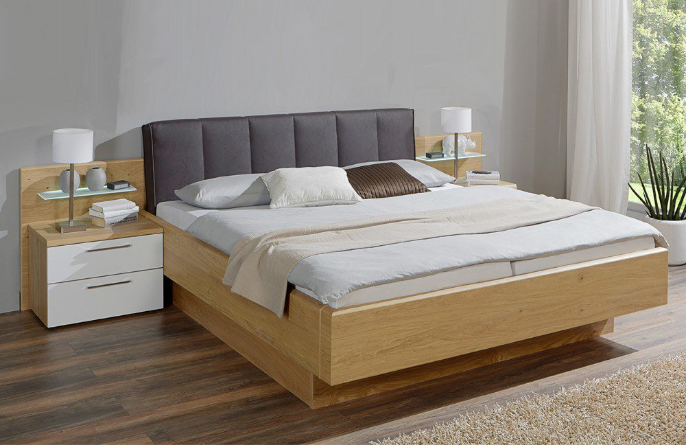 disselkamp change bett schwebend m bel letz ihr online shop. Black Bedroom Furniture Sets. Home Design Ideas