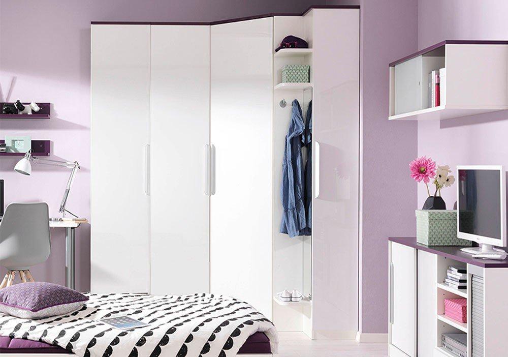 jugendzimmer wei lila haus design m bel ideen und innenarchitektur. Black Bedroom Furniture Sets. Home Design Ideas