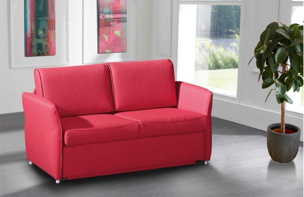 restyl bonnie schlafsofa in rot mit bettkasten m bel letz ihr online shop. Black Bedroom Furniture Sets. Home Design Ideas