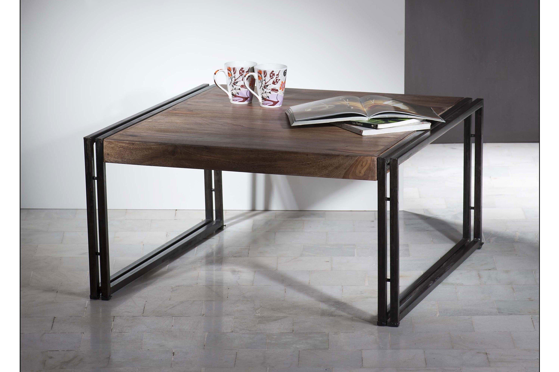 sit m bel wohnwand panama aus sheesham altmetall m bel. Black Bedroom Furniture Sets. Home Design Ideas