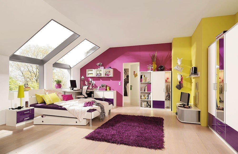 wellem bel finn jugendzimmer lila wei m bel letz ihr online shop. Black Bedroom Furniture Sets. Home Design Ideas