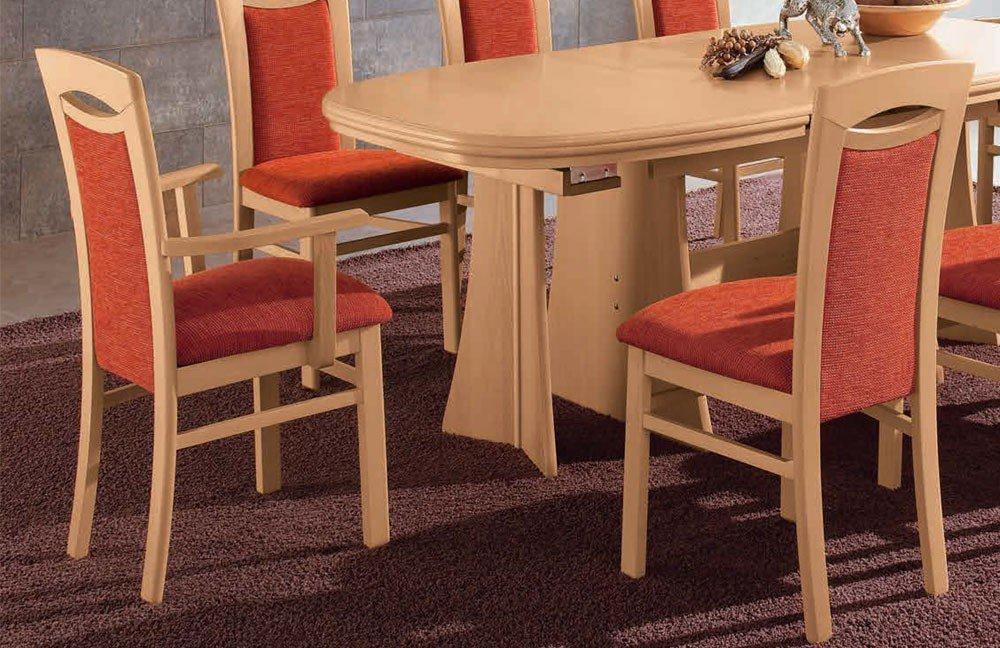 esszimmer w verano buche natur von w ssner m bel letz. Black Bedroom Furniture Sets. Home Design Ideas