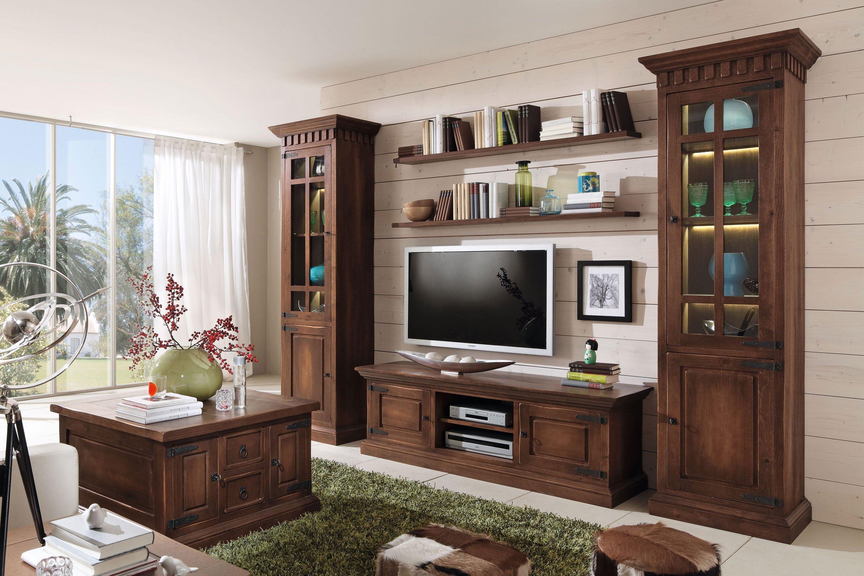 wohnwand santiago von rojas mobiliario m bel letz ihr online shop. Black Bedroom Furniture Sets. Home Design Ideas