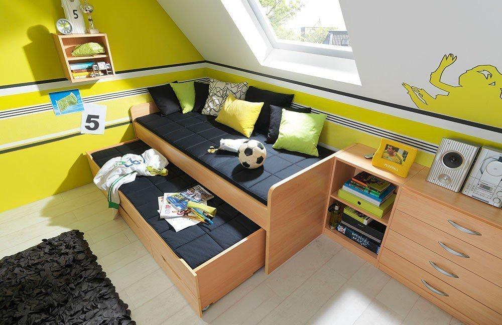 Wunderbar welle m bel marius zeitgen ssisch die kinderzimmer design ideen - Jugendzimmer lenja ...