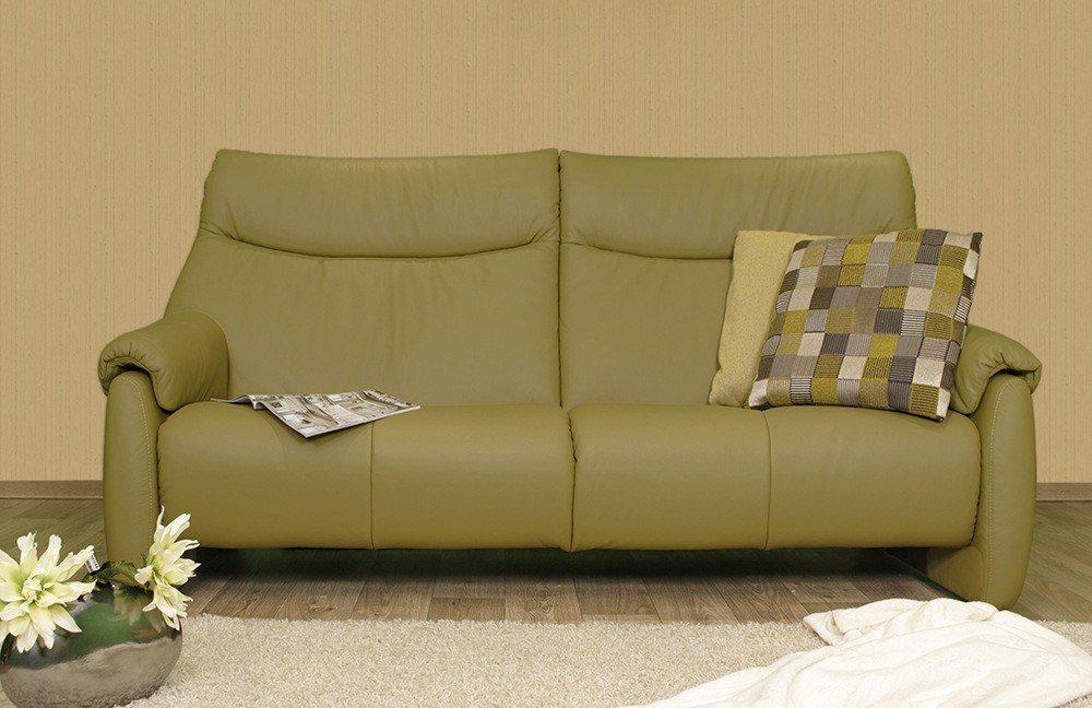 himolla polsterm bel 4512 ledergarnitur in gr n m bel. Black Bedroom Furniture Sets. Home Design Ideas
